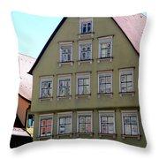 Dinkelsbuhl 5 Throw Pillow