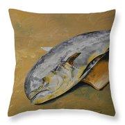Dinner-still Life Throw Pillow