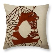Dionte - Tile Throw Pillow