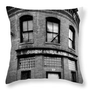 Dirom Insulating Lynchburg Throw Pillow