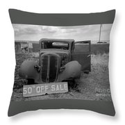 Discounted Throw Pillow