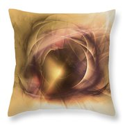 Discovered 4 Throw Pillow