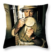 Discovery And Adventure Throw Pillow