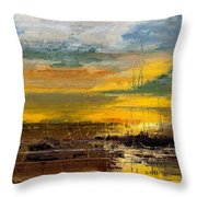 Discovery IIi Throw Pillow
