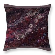 Disintegrate Without Incident Throw Pillow