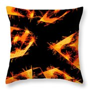Dismemberment 2 Throw Pillow