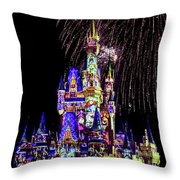 Disney 14 Throw Pillow