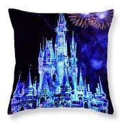 Disney 4 Throw Pillow