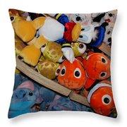 Disney Animals Throw Pillow