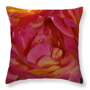 Disneyland Rose Throw Pillow