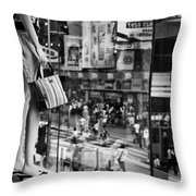 Display Throw Pillow
