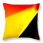 Distant Shore Throw Pillow