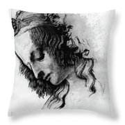 Districhi Di Magdalene Throw Pillow