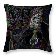 Divas Throw Pillow