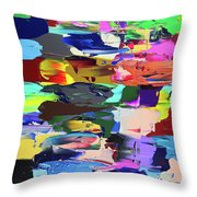 Diversus Throw Pillow