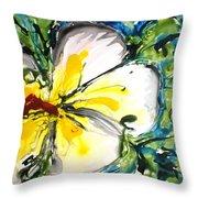 Divine Blooms-21167 Throw Pillow