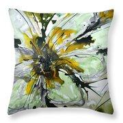 Divine Blooms-21170 Throw Pillow