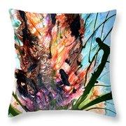 Divine Blooms-21177 Throw Pillow