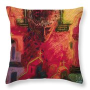 Divine Love - Bgdil Throw Pillow