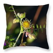 Divine Natural Creations Throw Pillow