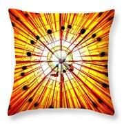 Diwali 4 Throw Pillow