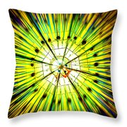 Diwali Lights 3 Throw Pillow