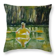 Dix River Redux Throw Pillow