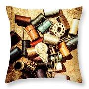 Diy Vintage Fashion Design Throw Pillow
