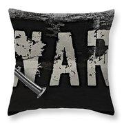 Diy Warrior Throw Pillow