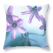 Dizziness Throw Pillow