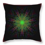 Dna Throw Pillow
