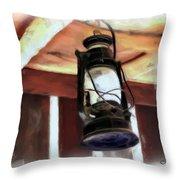 Do-00064 Lantern Throw Pillow