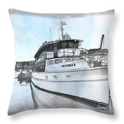 Do-00233 Lady Kendall Throw Pillow