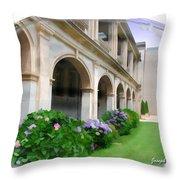 Do-00249 Sofitel Werribee Throw Pillow