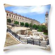 Do-00364 Old Serail Throw Pillow