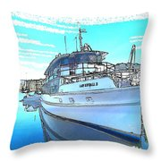 Do-0149 Lady Kendall Throw Pillow