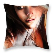 Do Not Fear. You Are Mine. Throw Pillow
