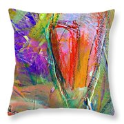 Do Over In Color 2 Throw Pillow