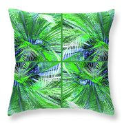 Do You Like Green? Throw Pillow