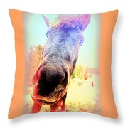 I Will Love You If You Really Love Me But Do You   Throw Pillow