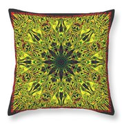 Docira Throw Pillow