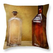 Doctor - Bitters  Throw Pillow