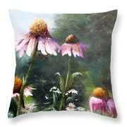 Doctor In The House Throw Pillow
