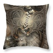 Doctrinal Entrapment Throw Pillow