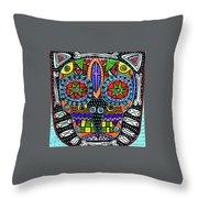 Dod Art 123bg Throw Pillow