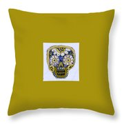 Dod Art 123iiu Throw Pillow