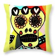 Dod Art 123tyu Throw Pillow