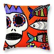 Dod Art 123uyt Throw Pillow