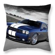 Dodge Throw Pillow