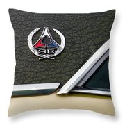 Dodge Challenger Se Classic Car Throw Pillow